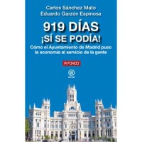 libro 919 dias si se podia