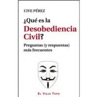 que es la desobediencia civil