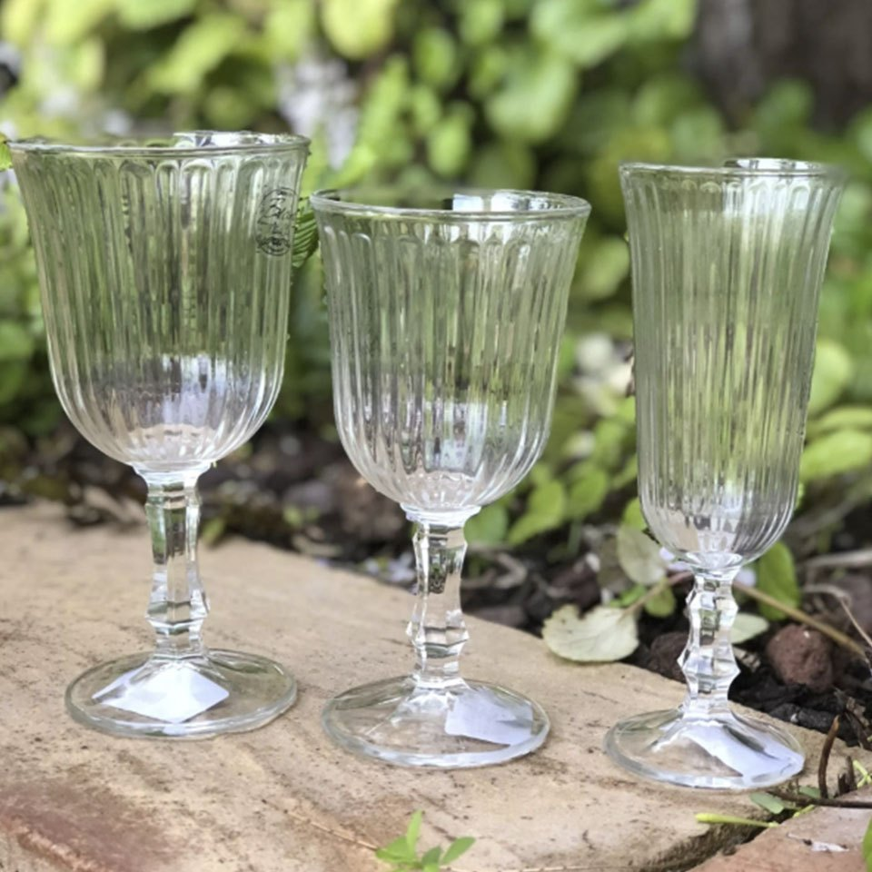 Copas para agua especial y moderna, hecha para ti
