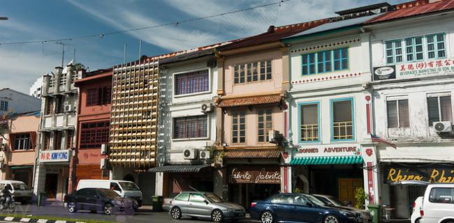Kuching (Borneo), 10 de Agosto (4/6)