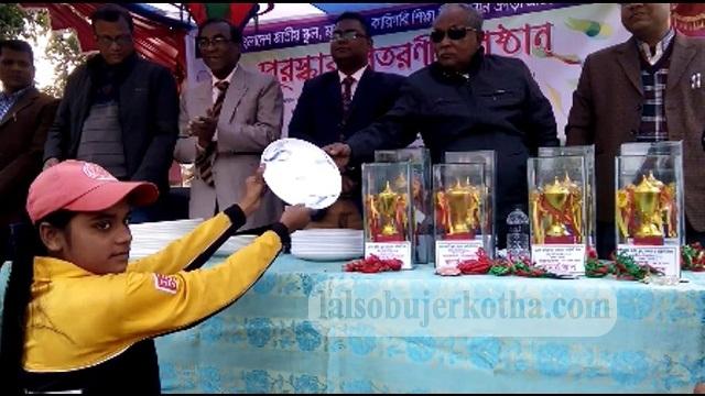 নওগাঁর মান্দায় শীতকালীন ক্রীড়া প্রতিযোগিতা ও পুরস্কার বিতরনী অনুষ্ঠান অনুষ্ঠিত