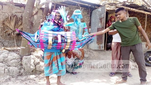 শেখ হাসিনার নৌকাই যেন গোলামের জীবনের শেষ ভরসা