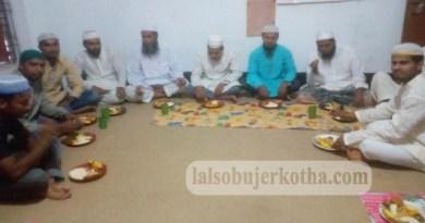 নলতায় লাব্বাইক গ্রুপ সেবা সংস্থার উদ্যেগে ইফতার ও দোয়া অনুষ্ঠিত