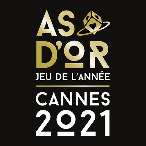 As d'or jeu de l'année 2021