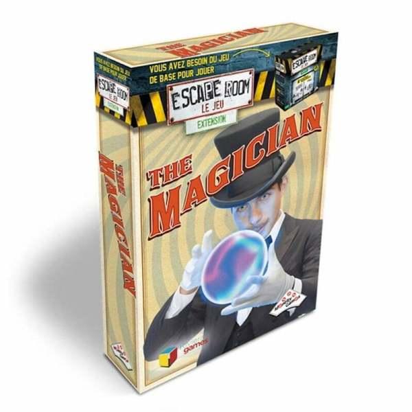 Escape Room Le Jeu - Le Magicien (Extension)