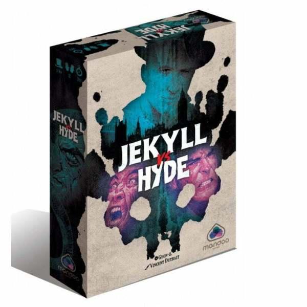Jekyll vs Hide