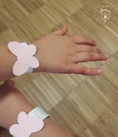 braccialetti per bambini festa di compleanno