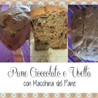 Pan Dolce con Cioccolato e Uvetta