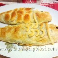 Branzino Ripieno in Pasta Sfoglia