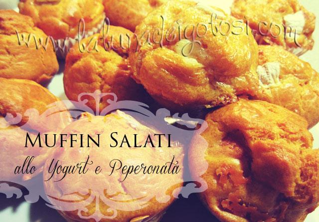 Copertina_Muffin salati allo yogurt e peperonata