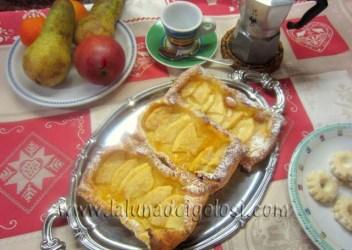 barchette di mele