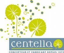 Logo Centella boutique beauté cosmétique naturelle biologique