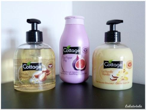 haul cottage huile d'argan vanille et figue