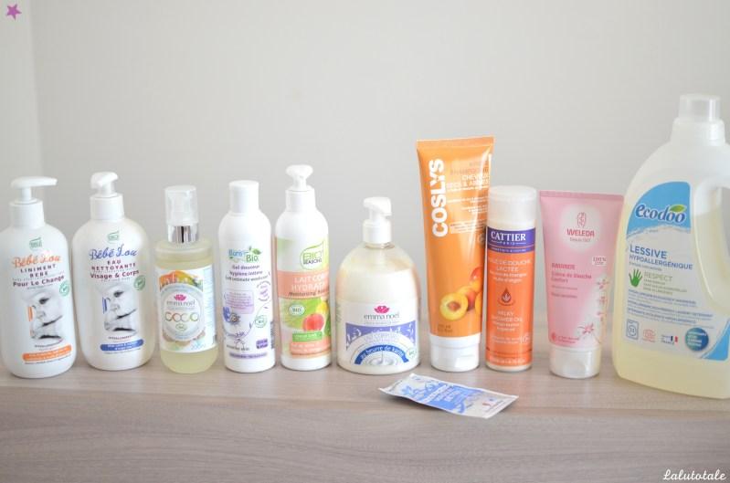 haul disparitions RIP produits cosmétiques septembre bal meilleurs produits bio
