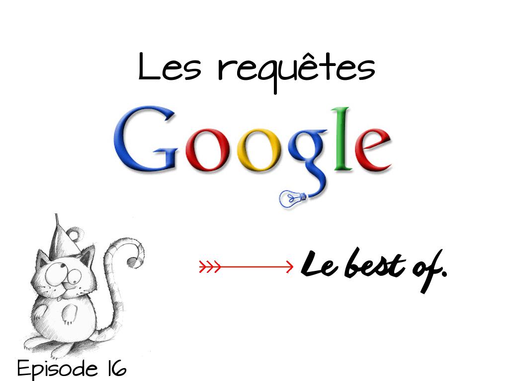 Requêtes Google best of dingues tordues mot clé humour