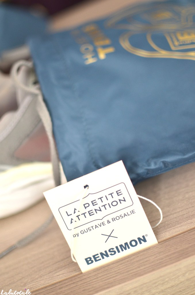 La Petite Attention conciergerie cadeau Bensimon Mirins