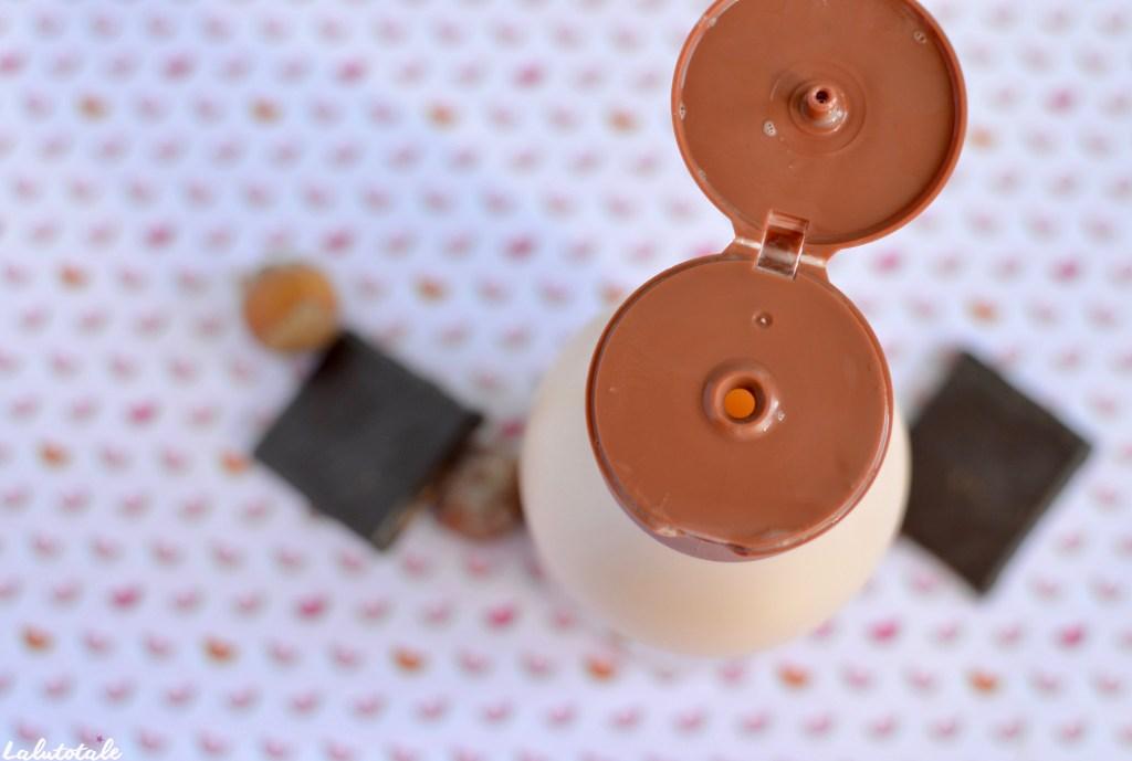 Cottage nutella gel crème douche corps cacao noisette