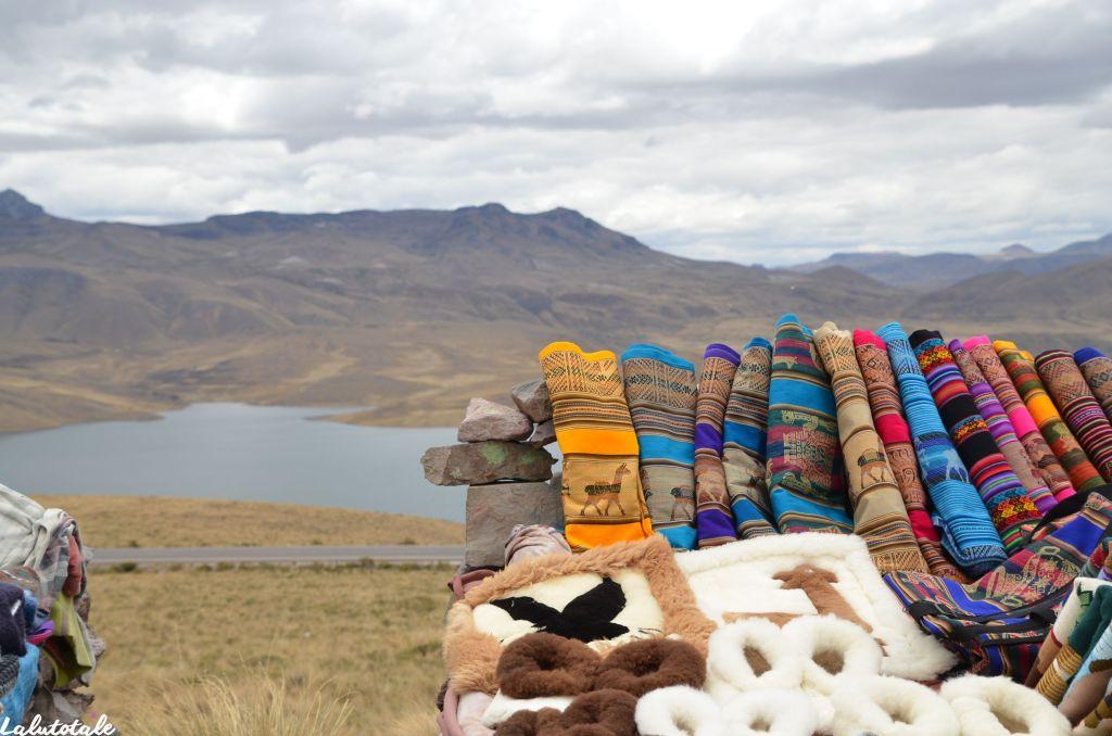 Pérou Sillustani mate coca Puno circuit tourisme