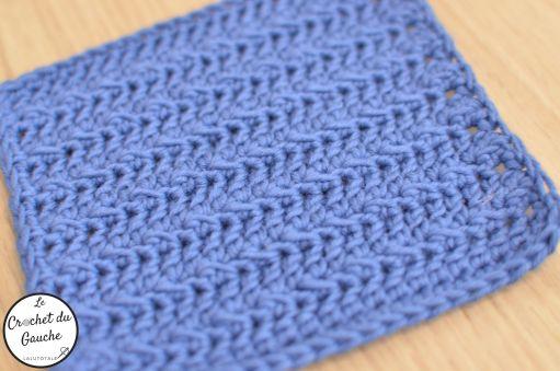 carré lavable crochet Icarre
