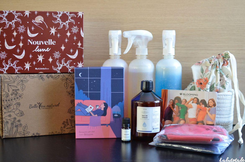 haul février 2021 produits beauté hygiène reçus