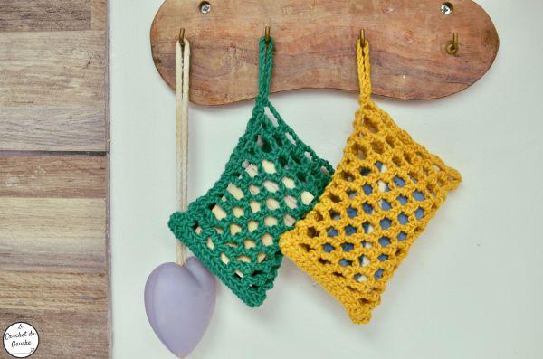 Michel soap saver économiseur savon crochet