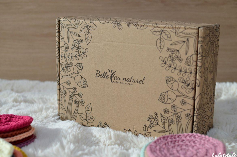 box beauté bio Belle au Naturel Mai 2021