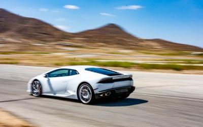 Lamborghini Huracan Commercial
