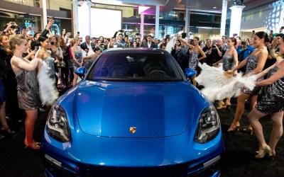 Porsche Panamera Preview Event