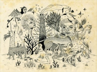 Jon Macnair - Grotesque Flora And Fauna