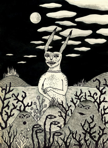 Jon Macnair - Night Hare