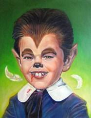 """Acrylic on canvas 16"""" x 20"""" $1,200.00"""