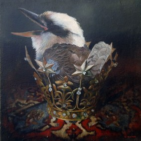 """Oil on canvas 14"""" x 14"""" $900.00 Sold"""