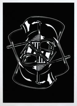 """Ink on plexiglass monoprint 24"""" x 33"""" $1,500.00 Sold"""