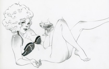 Danni Shinya Luo - A Drink With Her