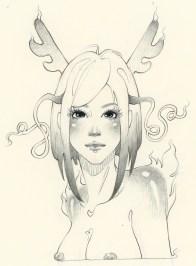 Danni Shinya Luo - Little Dragon