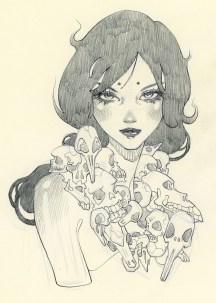 Danni Shinya Luo - Satan