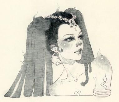 Danni Shinya Luo - Shakti Girl
