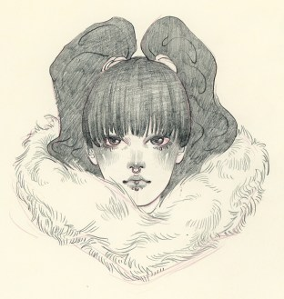 Danni Shinya Luo - Siberian Kitten