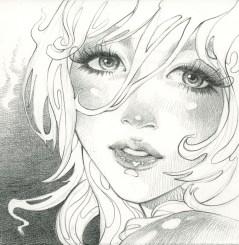 Danni Shinya Luo - The Look in Her Eyes