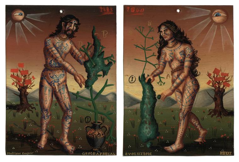 Matt Couper - Geographical Evolution