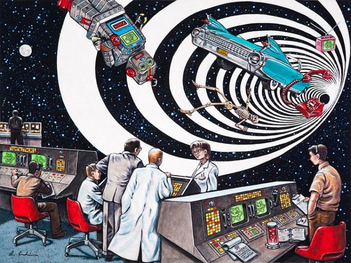 Dennis Larkins - The Laboratory of Controlled Decline