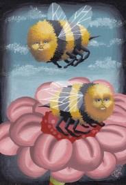 Carl Lozada - Worker Bees