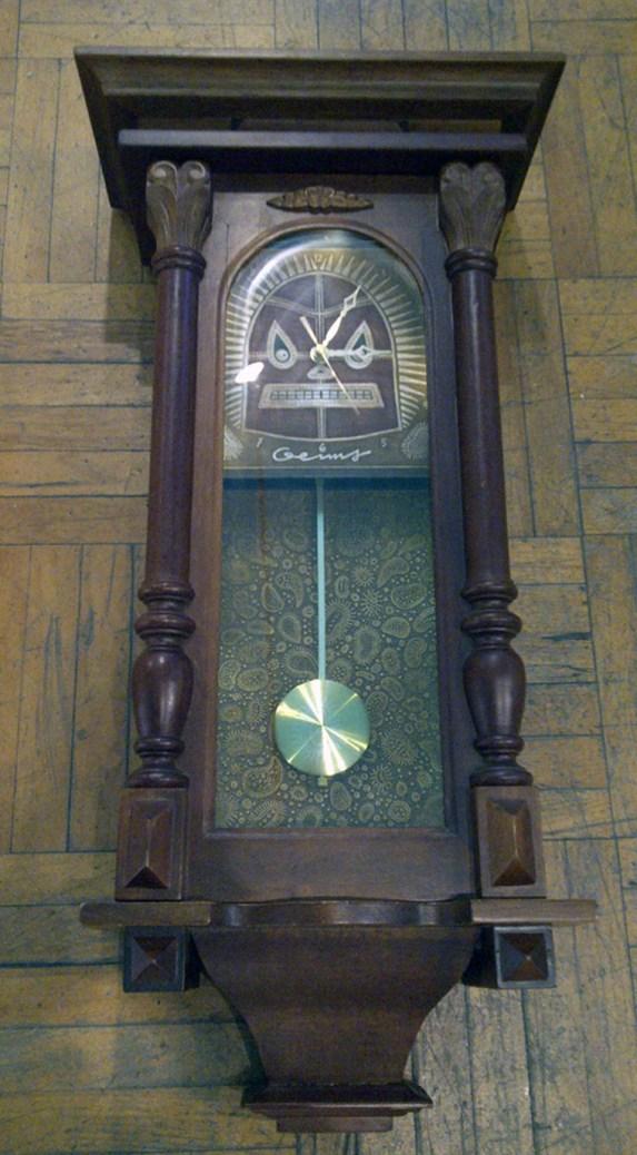 Germs - Clock