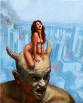 Dave Lebow - Satan's Muse