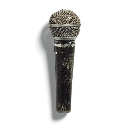 John Scarpati - Microphone