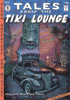 "Brad ""Tiki Shark"" Parker - Tales From the Tiki Lounge No. 9 (Cat-o-Nine-Cocktails)"