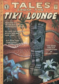 "Brad ""Tiki Shark"" Parker - Tales From the Tiki Lounge No. 7 (Secret Cove)"