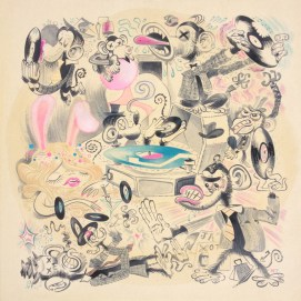 Miles Thompson - LP (Primative)
