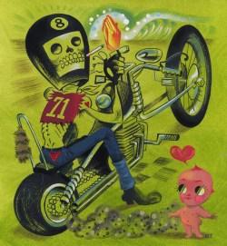 Miles Thompson - Moto