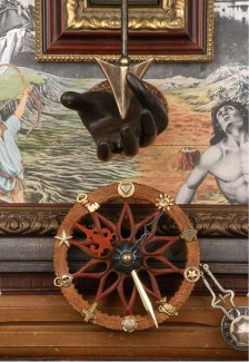 Christopher Bales - Desire and The Wheel of Dreaming (detail)